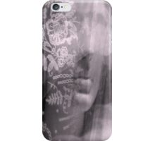 Lady Lace - JUSTART ©  iPhone Case/Skin