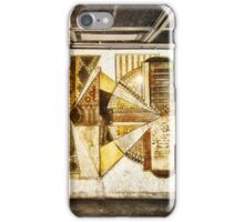Marble Arch Tube Station iPhone Case/Skin
