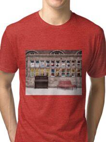 Marylebone Tube Station Tri-blend T-Shirt