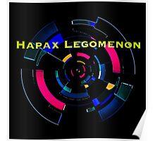 Hapax Legomenon Poster
