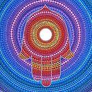 Hamsa- Protection against the Evil Eye by Elspeth McLean