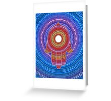 Hamsa- Protection against the Evil Eye Greeting Card