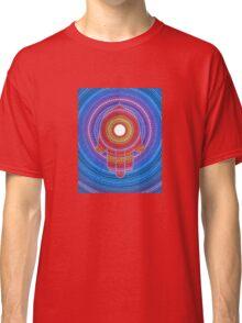 Hamsa- Protection against the Evil Eye Classic T-Shirt