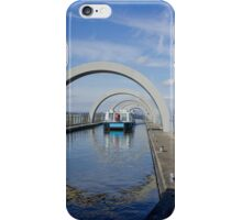 Falkirk Wheel iPhone Case/Skin