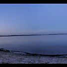 Nelson bay evening. by Matt kelly.