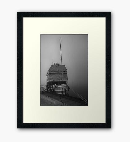 STORSKAR STOCKHOLM Framed Print