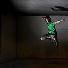 Leap of faith by Matt kelly.