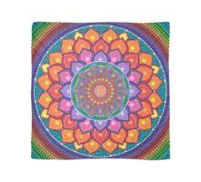 Lotus Rainbow Mandala Foulard