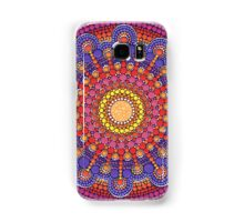 Jewel Drop Mandala Samsung Galaxy Case/Skin