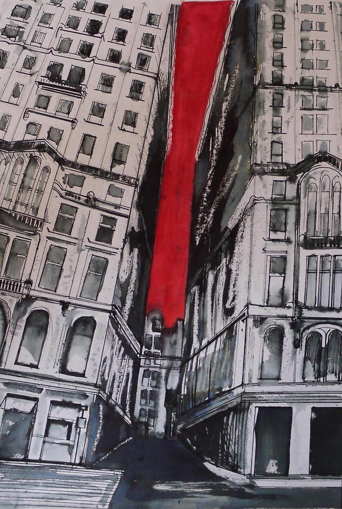 Ink Street by KateHulme