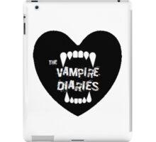 The vampire diaries iPad Case/Skin