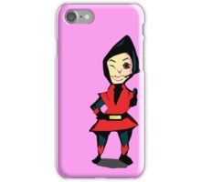 You can count on Wasp! iPhone Case/Skin