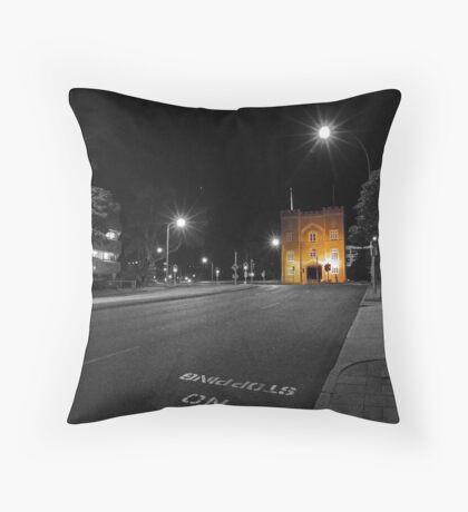 Barracks Arch - Perth Western Australia  Throw Pillow