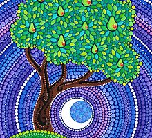 Tree Energy Calender by Elspeth McLean