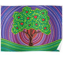 The Apple Tree of Knowledge Poster