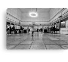 Morden Tube Station Canvas Print