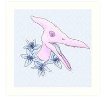 Pteranodon't  Art Print