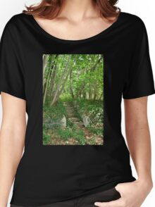 Nature Reclaims Women's Relaxed Fit T-Shirt