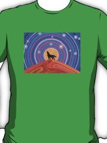 Night of the Wandering Wolf T-Shirt
