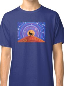 Night of the Wandering Wolf Classic T-Shirt