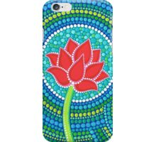 Lotus Family of Three iPhone Case/Skin