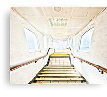 Neasden Tube Station Canvas Print