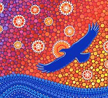The Spirit of Sunset by Elspeth McLean