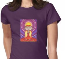 The Spirit of Compassion Womens Fitted T-Shirt