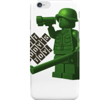 Ain't Nobody's Toy iPhone Case/Skin
