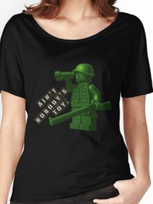 Ain't Nobody's Toy Women's Relaxed Fit T-Shirt