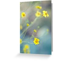 Flowers are Sunshine Greeting Card