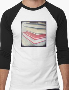 Something to read Men's Baseball ¾ T-Shirt
