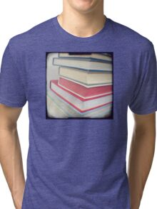 Something to read Tri-blend T-Shirt