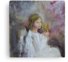 Angel (7) Canvas Print