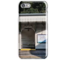 North Ealing Tube Station iPhone Case/Skin