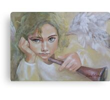Angel (8) Canvas Print