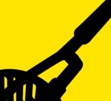 WMD - Weapon of Mash Destruction Sticker