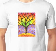 Autumn- Releasing the Old Unisex T-Shirt