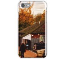 North Acton Tube Station iPhone Case/Skin