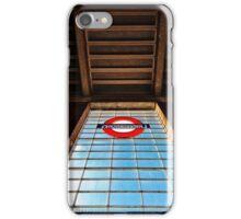 Northfields Tube Station iPhone Case/Skin
