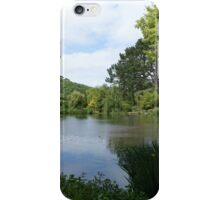 Marwood Gardens Devon  iPhone Case/Skin