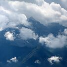 Banff - View from Sulphur Mountain by Alan Spink