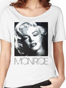 Marilyn Monroe Women's Relaxed Fit T-Shirt