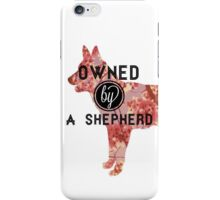 German Shepherd iPhone Case/Skin