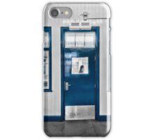 North Harrow Tube Station iPhone Case/Skin