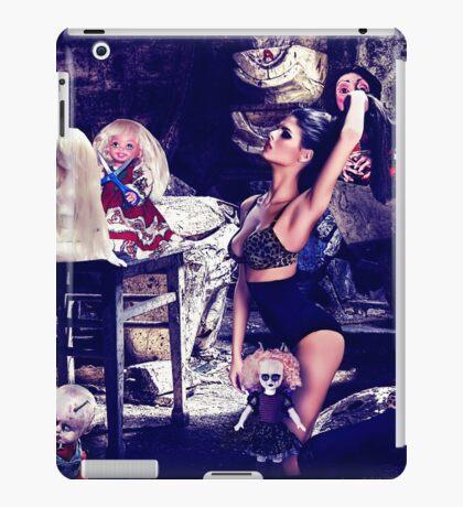 High Fashion Dolls Fine Art Print iPad Case/Skin