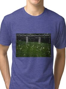 Northwood Hills Tube Station Tri-blend T-Shirt
