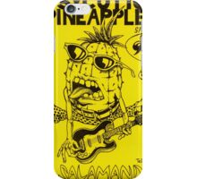Psycotic Pineapple at La Salamandra 1977 iPhone Case/Skin