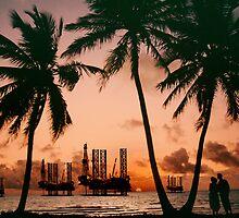 Campaign Memories: Off Shore Drill Romance by Alex Preiss