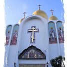 San Francisco Church by NancyC